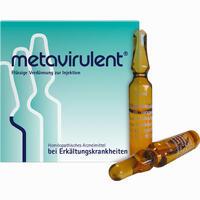 Abbildung von Metavirulent Ampullen 5 x 2 ml