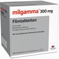 Abbildung von Milgamma 300mg Filmtabletten  90 Stück