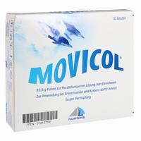 Abbildung von Movicol Beutel Pulver 10 Stück