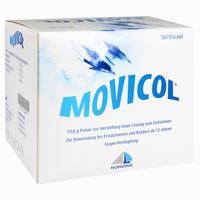 Abbildung von Movicol Beutel Pulver 50 Stück