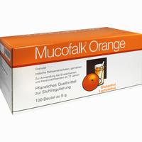 Abbildung von Mucofalk Orange Granulat  100 Stück