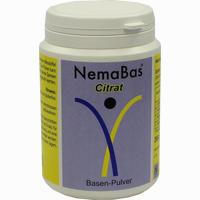 Abbildung von Nema Bas Citrat Pulver 200 g