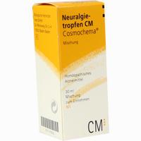 Abbildung von Neuralgietropfen Cm Cosmochema  30 ml