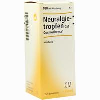 Abbildung von Neuralgietropfen Cm Cosmochema  100 ml