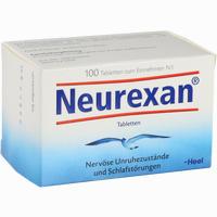 Abbildung von Neurexan Tabletten 100 Stück