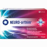 Abbildung von Neuro- Orthim Kapseln 40 Stück