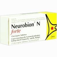 Abbildung von Neurobion N Forte Dragees 20 Stück