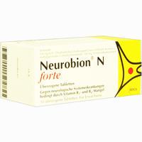 Abbildung von Neurobion N Forte Dragees 50 Stück