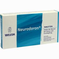 Abbildung von Neurodoron Tabletten 80 Stück