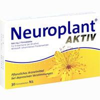 Abbildung von Neuroplant Aktiv Filmtabletten 30 Stück