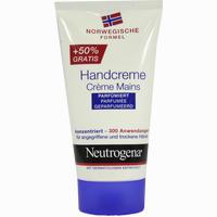Abbildung von Neutrogena Handcreme parfümiert  75 ml