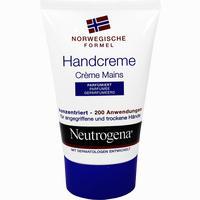 Abbildung von Neutrogena Handcreme parfümiert  50 ml
