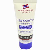 Abbildung von Neutrogena Norweg.formel Handcreme Parf.15ml  15 ml