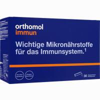 Abbildung von Orthomol Immun Direktgranulat Orange  30 Stück