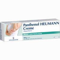 Abbildung von Panthenol Heumann Creme  100 g