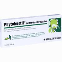 Abbildung von Phytohustil Hustenreizstiller Pastillen  20 Stück