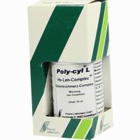 Abbildung von Poly- Cyl L Ho- Len- Complex Gelenkschmerz- Complex Tropfen 50 ml