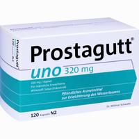 Abbildung von Prostagutt Uno Kapseln 120 Stück