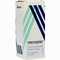 Abbildung von Protagent Augentropfen Emra-med 10 ml