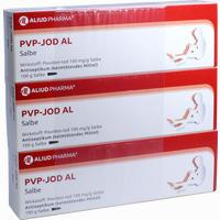 Abbildung von Pvp- Jod Al Salbe 300 g