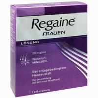 Abbildung von Regaine Frauen Lösung 60 ml