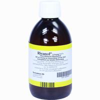 Abbildung von Rivanol Lösung 0.1%  300 ml