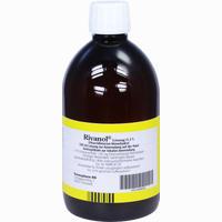 Abbildung von Rivanol Lösung 0.1%  500 ml