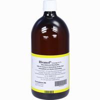 Abbildung von Rivanol Lösung 0.1%  1000 ml