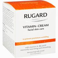 Abbildung von Rugard Vitamin Creme Gesichtspflege  100 ml