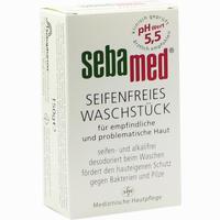 Abbildung von Sebamed Seifenfreies Waschstück Körperpflege 150 g