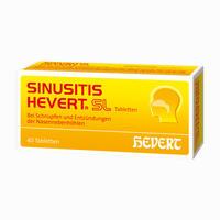 Abbildung von Sinusitis Hevert Sl Tabletten 40 Stück