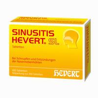 Abbildung von Sinusitis Hevert Sl Tabletten 300 Stück