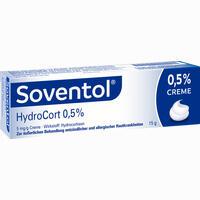 Abbildung von Soventol Hydrocort 0.5% Creme  15 g