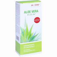 Abbildung von Storz Aloe Vera Gel 97. 5% 100 ml