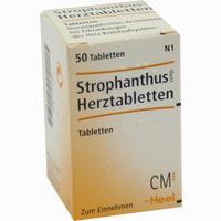 Abbildung von Strophanthus Comp.- Herztabletten  50 Stück