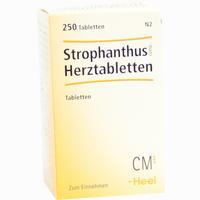 Abbildung von Strophanthus Comp.- Herztabletten  250 Stück
