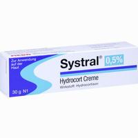 Abbildung von Systral Hydrocort 0.5% Creme  30 g