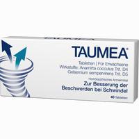 Abbildung von Taumea Tabletten 40 Stück