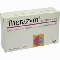 Abbildung von Therazym Tabletten 100 Stück