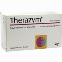 Abbildung von Therazym Tabletten  200 Stück