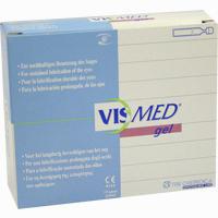 Abbildung von Vismed Gel Einmaldosen Einzeldosispipetten 20 x 0.45 ml