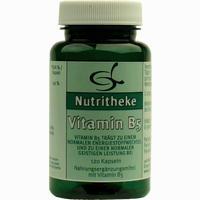 Abbildung von Vitamin B5 Kapseln 120 Stück