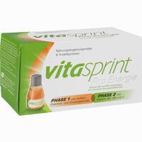 Abbildung von Vitasprint Pro Energie Trinkfläschchen 8 Stück