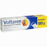 Abbildung von Voltaren Schmerzgel Forte 23.2 Mg/g Gel Gel Emra-med 180 g