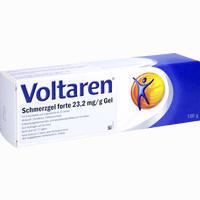 Abbildung von Voltaren Schmerzgel Forte 23. 2mg/G Emra-med 100 g