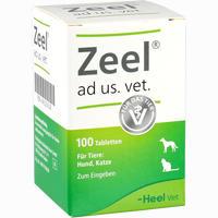 Abbildung von Zeel Ad Us. Vet. Tabletten 100 Stück